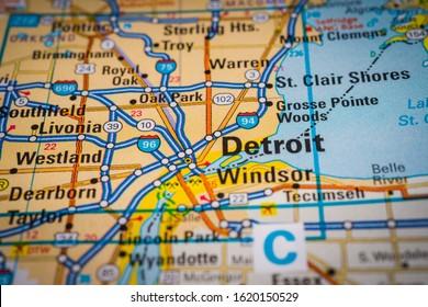 Map Detroit Images, Stock Photos & Vectors | Shutterstock on map usa dallas, map usa indianapolis, map usa new orleans, map usa san francisco, map usa boston, map usa chicago, map usa san antonio, map usa cleveland, map usa san diego, map usa new york, map usa baltimore, map usa philadelphia, map usa michigan, map usa atlanta,