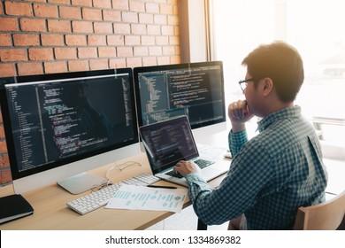 Разработка технологии программирования и кодирования, работающих в программном обеспечении разработки офиса компании.