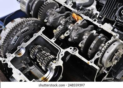 Development of bike engine