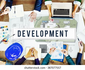 Development Blueprint Project Layout Concept
