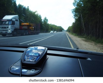 Device radar detector for car
