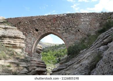 devil bridge Turkey, Konya  Sille