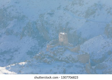 Devil Castle - It's located in Ardahan, the city in east of Turkey