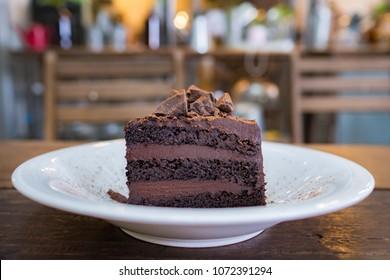 Devil Chocolate Cake
