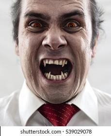 Devil vampire executive