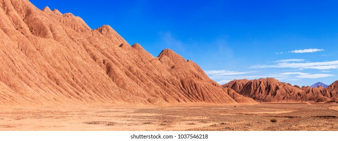 Devil's Desert (Deseirto del Diblo), Tolar Grande, Salta, Argentina