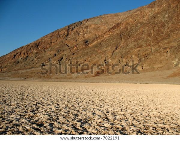 Devil's Golf Course, Death Valley, California
