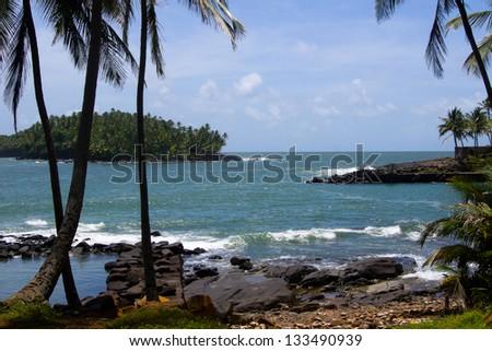 Devils Island French Guiana Island Used Stock Photo Edit Now
