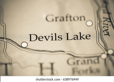 Devils Lake, USA