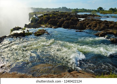 The Devil's Pool, Zambezi, Zambia