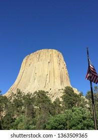Devil's Tower National Monument Wyoming