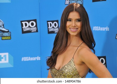 Devious Maids star Roselyn Sanchez at the 2013 Do Something Awards at The Avalon, Hollywood. July 31, 2013  Los Angeles, CA