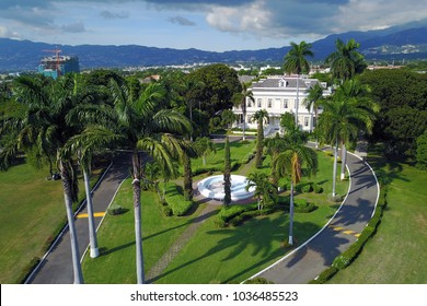 Devon House in Kingston Jamaica is the former residence of George Stiebel, dating to 1881. Nowdays is a museum, opening its gardens for public and famous for its ice-cream.