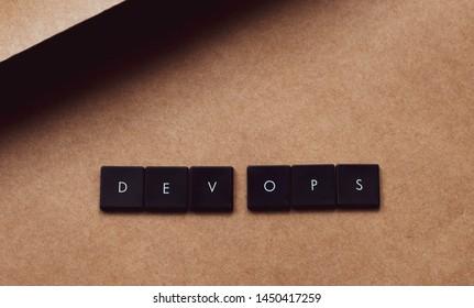 Devops cloud support Dev Ops docker azure - Shutterstock ID 1450417259