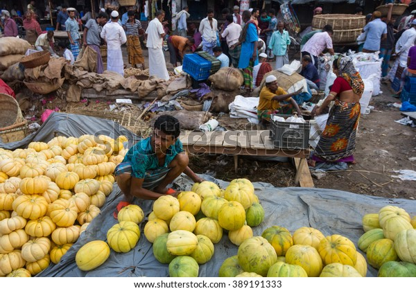 Dhaka Bangladesh March 10 2016 Fruit Stock Photo (Edit Now