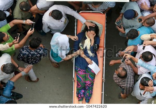 Dhaka Bangladeshmarch 16 2018 Swarna Two Stock Photo (Edit Now