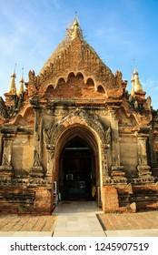 Dhamma Ya Zi Ka Pagoda, Bagan,Myanmar (Burma)