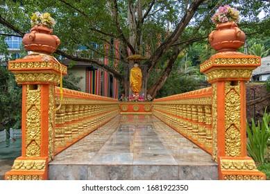 Dhammadhuta Buddhist Center, Mawanella Sri Lanka