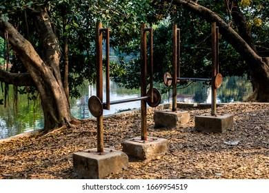 Dhanmondi Lake Freehand Exercise Zone