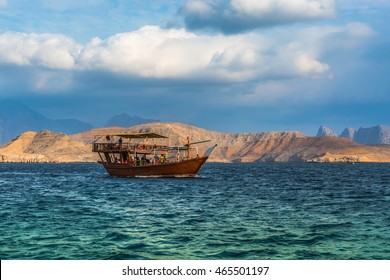 Dhow Cruise on Arabian Peninsula