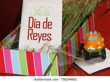 Dia de Reyes - Three Kings Day