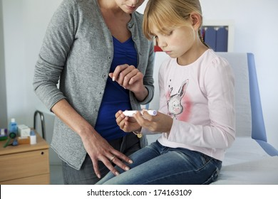 Diabetes Consultation For Child