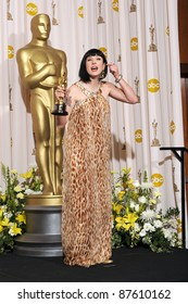 Diablo Cody at the 80th Annual Academy Awards at the Kodak Theatre, Hollywood. February 24, 2008 Los Angeles, CA Picture: Paul Smith / Featureflash