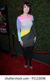 """Diablo Cody at the """"Young Adult"""" Los Angeles Premiere, Samuel Goldwyn Theater, Beverly Hills, CA 12-15-11"""