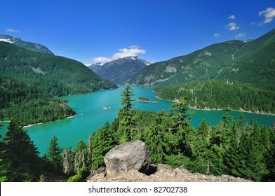 The Diablo Lake