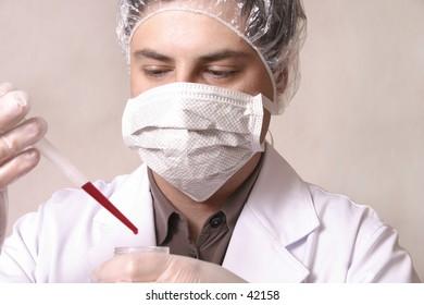 Diagnosis, doctor, scientist, research, etc