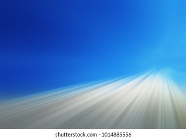 Diagonal cloud road to clear sky background hd