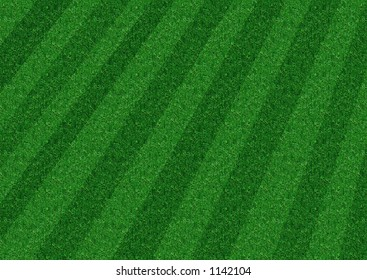 Diagonal Grass