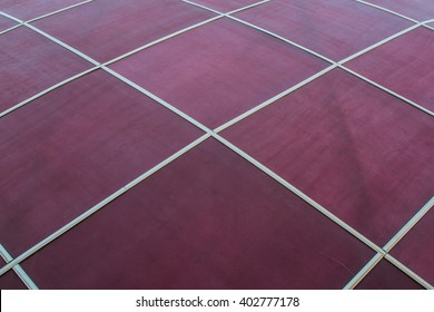 diagonal metal line background