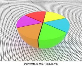 Diagram / Digital 360-degree diagram
