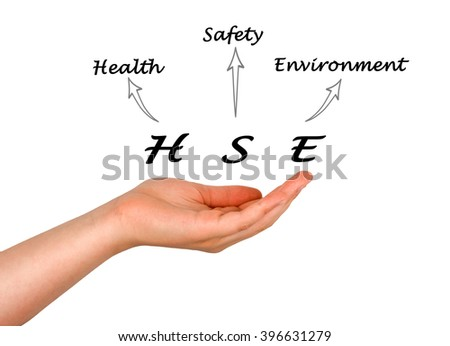 Diagram Health Safety Environment Stock Photo Edit Now 396631279