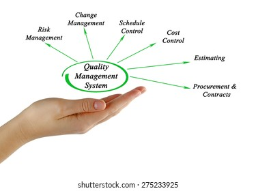 Diagram of Quality Management System