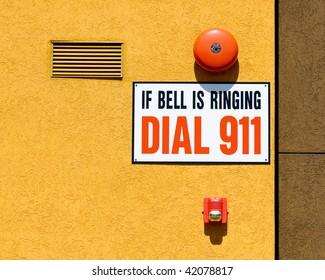 dial 911 Images, Stock Photos & Vectors   Shutterstock