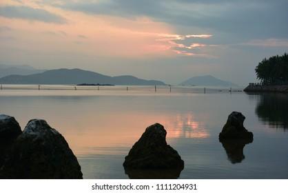 Diamond bay in Khanh Hoa Province, Nha Trang, Vietnam