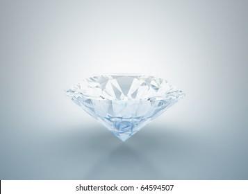 Diamond blue shade