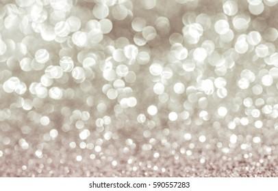diamond Bokeh abstract background for wedding card design