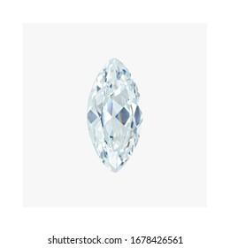 Diamond Cubic Zirconia Shape Cushion Emerald Heart Marquise Octagon Checkerboard Oval Pear Square Trillion