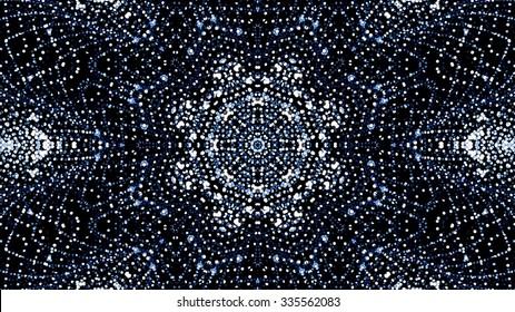 Diamond Lace Background