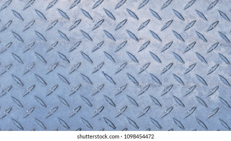 diamond metal plate pattern steel texture