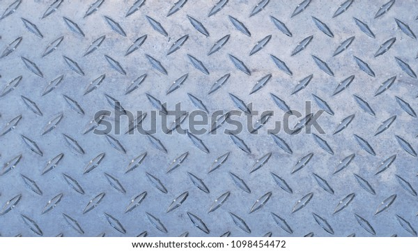 diamond metal plate pattern steel texture