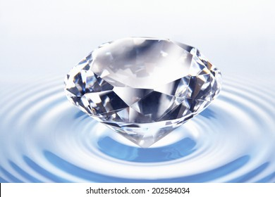 Diamond And The Ripple