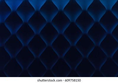 Diamond shape glowing background