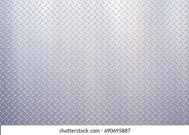 Diamond stainless steel, pattern metal plate, background backdrop