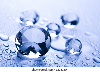 Diamond & Water