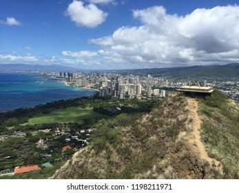 Diamondhead Honolulu View