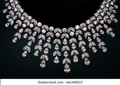 Diamonds jewelry